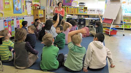 幼稚園入學年齡過早,原來乃過度活躍症底因