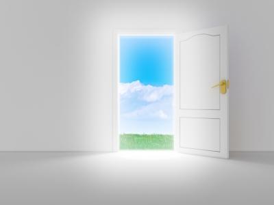 小一叩門,叩門