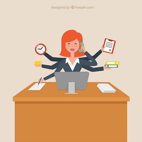 辦公室白領工作提升專注力五法