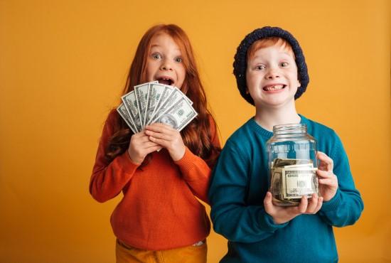 零用錢,兒童理財